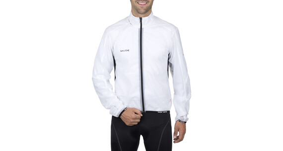 Vaude Unique Jacket II Men clear/black